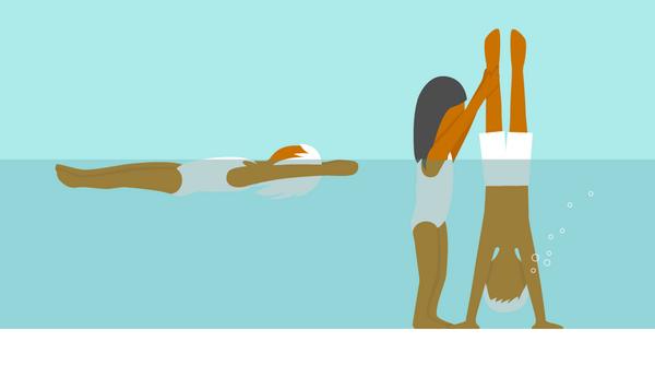 Svømning i idræt - undervisning