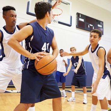 Taktik i basketball