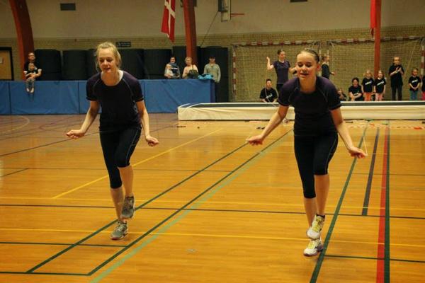 Rope skipping og sjippetrick i idræt - Undervisning